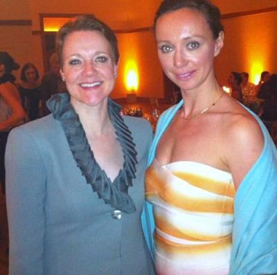 Executive Director of American Ballet Theatre, Aleksandra Efimova