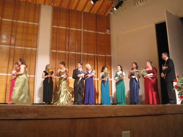 Opera Idol Competition 2012