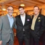 JP Anderson, Jeff Schear, Paul Iacono