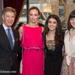 Bill Lear, Aleksandra Efimova, guests