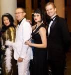 Lily & Greg Gulik, Chelsea Cwiklik, Michael Reid,