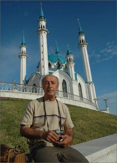 Борис Юсупов (фото В.Миленького)
