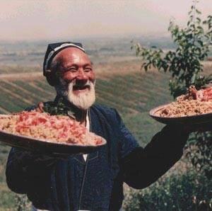 Щедра узбекская земля, щедры душой и сердцем ее люди