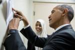 Обама в роли надежного защитника ислама