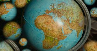 Google Maps изменил форму Земли