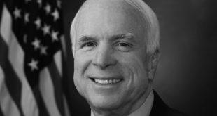 Скончался американский сенатор Джон Маккейн