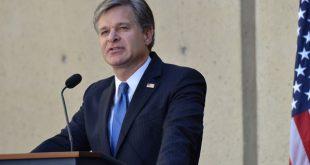 Директор ФБР обвинил Россию в постоянных подрывных действиях против США