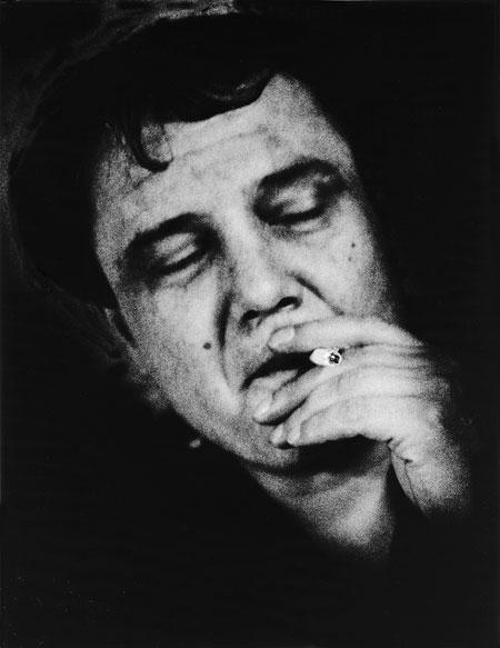Портрет Владимира Буковского работы Михаила Лемхина.