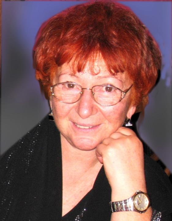 Наталья Рапопорт (2008)
